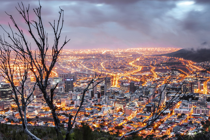 A Night In Cape Town